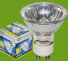 5 x GU10 Halogen Energy Saving Light Bulbs 18w = 25w