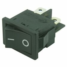 Miniature Rocker Switch With Legend