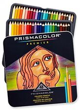 Sanford Prismacolor Premier Colored Pencils, Pack Of 48, Multi-Colour