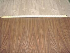 "Walnut wood veneer 24""x 96"" with paper backer ""A"" grade quality 1/40th"" thick"