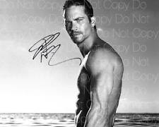 Paul Walker signed Fast Furious Into the Blue 8X10 photo picture autograph RP 2
