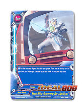 Buddyfight x 4 Man Who Answers for Justice! [H-EB04/0055EN U] English Mint Futur