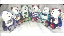 10 State Coin bears  - All 50 States and 6 Territory Quarter bears available