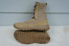 "New Nike MENS SFB FIELD 8"" LEATHER SZ 8.5"