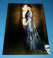 KATIE MCGRATH GENUINE AUTHENTIC SIGNED AUTOGRAPH 6x4 PHOTO MERLIN MORGANA + COA