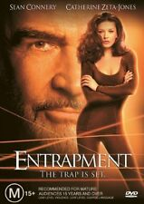 ENTRAPMENT - Sean Connery, Catherine Zeta Jones  (DVD #183)
