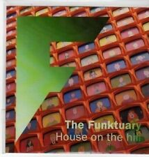 (BQ963) The Funktuary, House On The Hill - DJ CD
