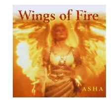 Asher Quinn - Wings of Fire (2003) FREEPOST CD