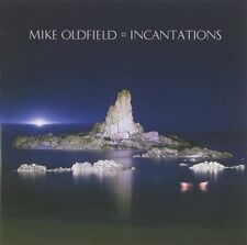 Mike Oldfield Incantations CD+Bonus Track NEW SEALED 2011 Remaster Guilty+
