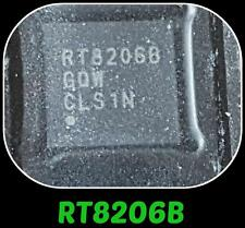 RT8206B High Efficiency, Main Power Supply Controllers for Notebook Computers