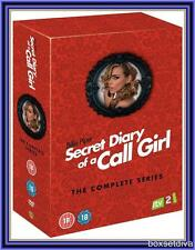 SECRET DIARY OF A CALL GIRL - SERIES 1 2 3 & 4 - *BRAND NEW DVD BOXSET*