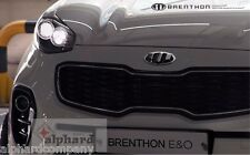 BRENTHON Black Emblem Front & Rear Set for 2017+ KIA SPORTAGE