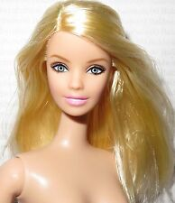 NUDE BARBIE ~ BLONDE BLUE EYES DOTW PASSPORT AUSTRALIA APHRODITE DOLL FOR OOAK
