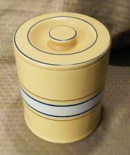 Molly Stone Yellow Ware Medium Canister