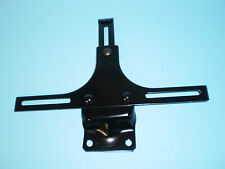 1933 1934 1935 1936 Ford front license plate bracket painted black