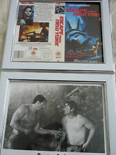 Escape from new york & Framed Tango cash lobby card & Poster B Movies Photo Dvd
