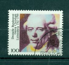 Allemagne -Germany 1992 - Michel n. 1616 - Georg Christoph Lichtenberg