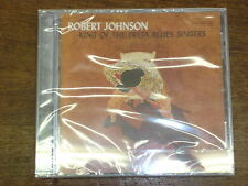 ROBERT JOHNSON King of the delta blues singers CD NEUF