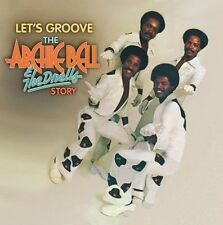LET'S GROOVE: THE ARCHIE BELL & THE DRELLS STORY * NEW CD