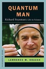 Quantum Man: Richard Feynman's Life in Science (Great Discoveries) by Krauss, L