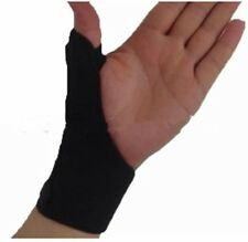 Hot Thumb Loop Finger Wrist Support Strap Splint Wrist Brace Sports Protective H