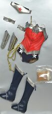"Tonner DC STARS Wonder Woman 52 16"" OUTFIT & ACCESSORIES NEW Diana Prince"