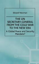The UN Secretary-General From the Cold War To the New Era: A Global Pe-ExLibrary