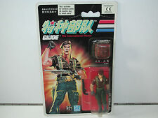 GI JOE CHINA 1992 FLINT / TIGER FORCE FALCON MOSC - HASBRO