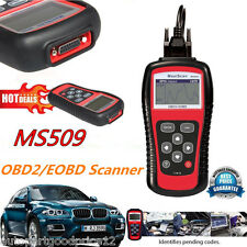 MaxiScan MS509 OBD2 OBDII EOBD Scanner Car Code Reader Data Tester Diagnostic