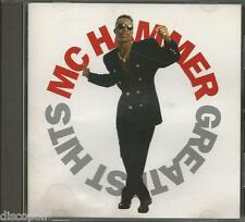 MC M.C. HAMMER - Greatest hits - CD 1996 USED
