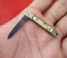 VINTAGE RARE BEAUTIFUL TINY POCKET KNIFE
