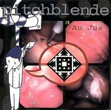 Au Jus Pitchblende MUSIC CD