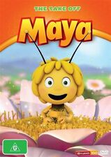 Maya the Bee : The Take Off : NEW DVD