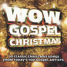 WOW Gospel Christmas [2 CD]