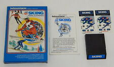 Complete Working Intellivision Skiing R6319