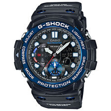 Casio G-Shock GN1000B-1A Master of G GULFMASTER Smoke Dial Resin Men's Watch