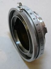 Zeiss Ikon Contarex Lens to Leica M mount Camera Adapter