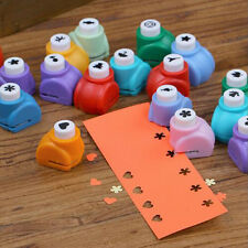 Kid Child Mini Printing Paper Hand Shaper Scrapbook Tags Cards Craft Diy Puncher