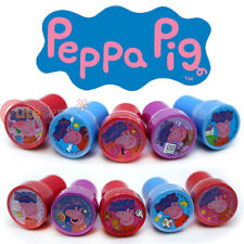 Peppa Pig Stamps Self Ink 10pc Set