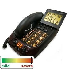 Clarity AltoPlus Amplified Phone - Hard of Hearing - Low Vision