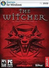 NEW SEALED The Witcher (Windows PC, 2007) original version Y-fold seal RPG