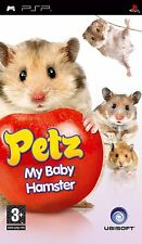 PETZ  MY BABY HAMSTER              -----   pour PSP  // UK