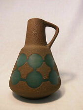 Dümler & Breiden D&B 310-15 Vase dots west german pottery 60s 70s