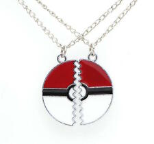 Nintendo Pokemon Go Friendship Necklace - NEW - RARE!! Best Friends Watch 2 Pack
