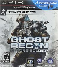 Ghost Recon: Future Soldier (PlayStation 3, PS3) - NEW - FREE SHIPPING