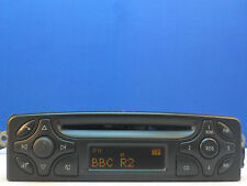 MERCEDES AUDIO 10 BECKER BE 6021 CD RADIO PLAYER DECODED C CLASS CLK VITO VIANO