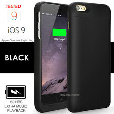 4000mAh Portable External Battery Power Bank Charger Case IOS 9 iPhone 6S+ Plus