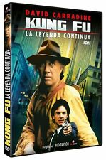KUNG FU THE LEGEND CONTINUES  (1992) **Dvd R2**  David Carradine, Chris Potter,