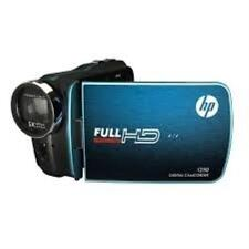 New HP T250 Blue 16MP Digital Camera with 3-Inch LCD Screen