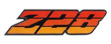 NEW Trim Parts Orange Z28 Grille Emblem / FOR 1980-81 CHEVY CAMARO / 6886